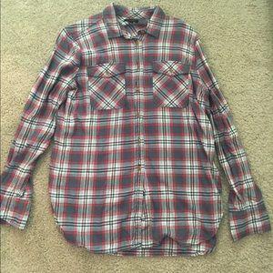 J.Crew Boyfriend Flannel Shirt