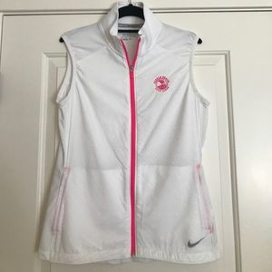 New! Nike Golf pebble beach tour vest medium!