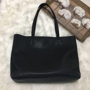 Forever 21 Black Tote Bag
