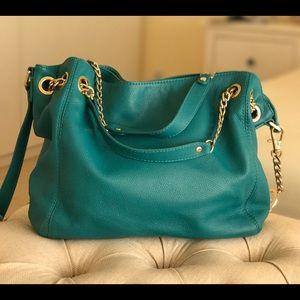 MK medium size satchel