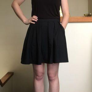 NWOT Express flare skirt