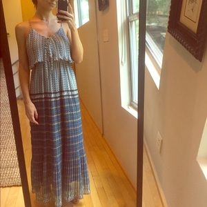 Bohemian Maxi Dress by MM Couture