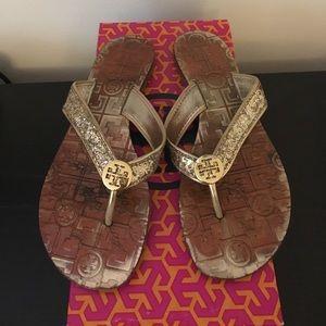 Tory Burch Thora flip flop sandals
