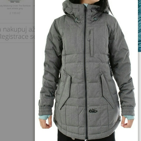 58091ff94aad ... amazing price a1ad4 77039 Nike Vashi 6.0 Down Coat by Silje Nordendal  ...