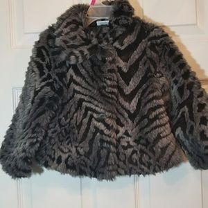 Other - Toddler Fur Coat