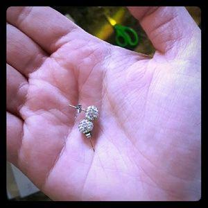 10k gold ear rings
