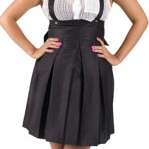 Custom Suspender Skirt by Vrolok