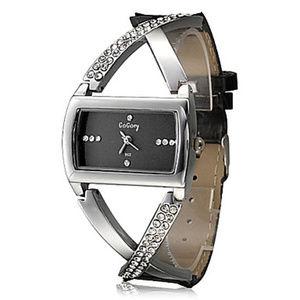 Cross Style Diamante Decoration Watch Brand New
