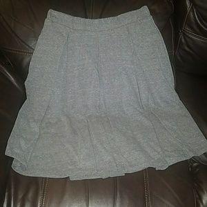 LulaRoe Madison Skirt M