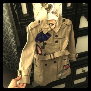 Other - 3t/4t girls designer trench
