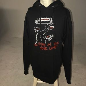 Other - black pullover hoodie