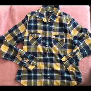American Eagle size medium flannel