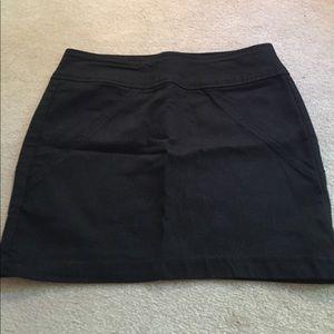 Black Bullhead skirt