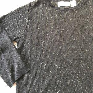 3/4 length sweater