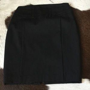 Express, black skirt, 2