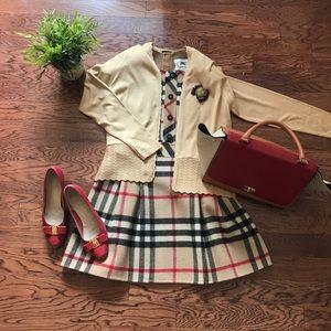 Burberry 100% Cashmere Dress