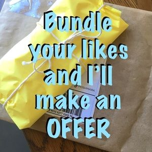 Bundle some items under 5lbs