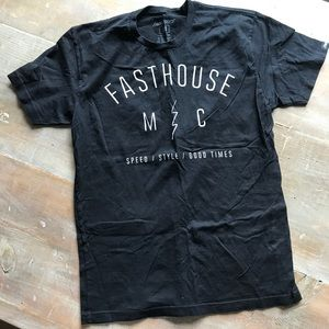 NWOT Fasthouse Motorcycle T