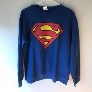 Superman sweat shirt