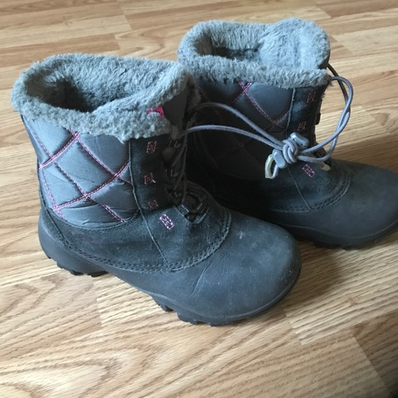 Columbia Shoes - Girls Columbia Snow Boots