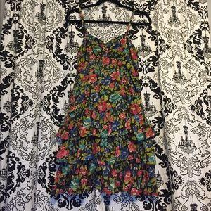 Brand new billabong floral dress size L