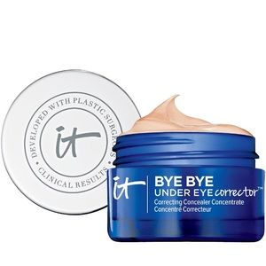 IT Cosmetics Bye Bye Undereye concealer MEDIUM NEW