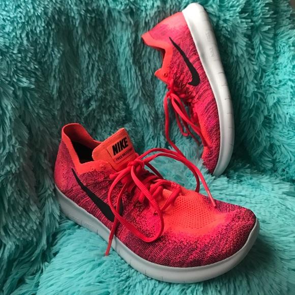 3892bad4cc75 Nike Free RN Flyknit 2017 Women s Running Shoe. M 59c6db6df0137d3d9d00eb39