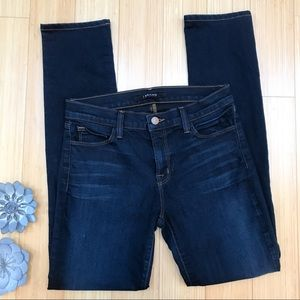 J BRAND mid-rise Atlantis jeans, 27.