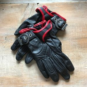 Speed and Strength Motorcycle Leather Gloves