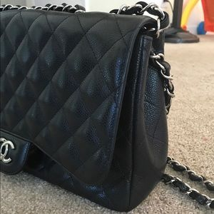 More pics of the Chanel classics flap bag.