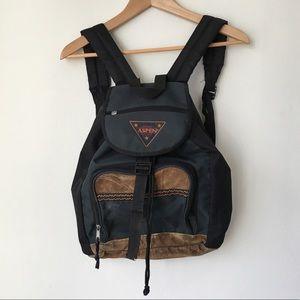 Vintage Aspen 90s Backpack