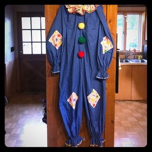 Other - Halloween Clown Costume