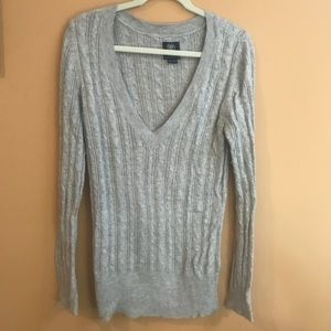 ARO CABLE KNIT SWEATER