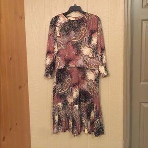 CCA CHI BANG dress plus size