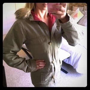 Jansport Hooded Winter Jacket