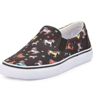 Sophia Webster Unicorn Skate Shoes - Sz 8