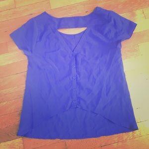 Royal Purple Shirt
