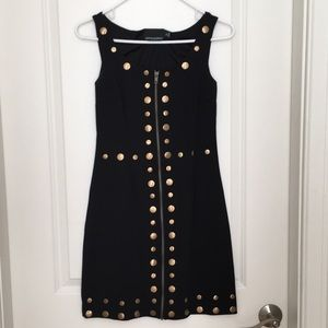 Cynthia Rowles zipper down dress