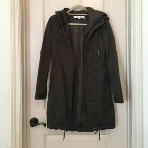 Kenneth Cole olive utility jacket