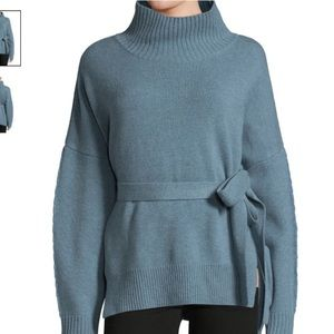 French Connection Turtleneck Wool Sweater