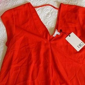 NWT daniel rainn blouse