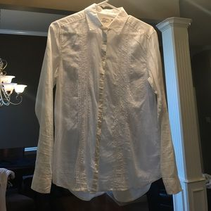 American Eagle women's Button Up Size small
