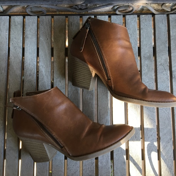 DV by Dolce Vita Shoes - DV Dolce Vita For Target Brown Ankle Boots