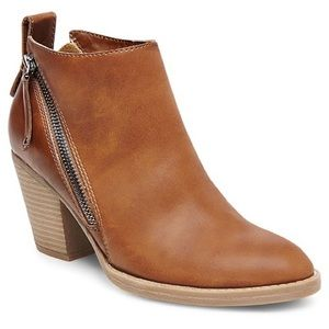 DV Dolce Vita For Target Brown Ankle Boots