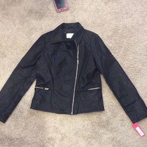 🌟NWT🌟 Xhilaration faux leather jacket
