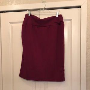 Dresses & Skirts - LuLaRoe Azure skirt 3X