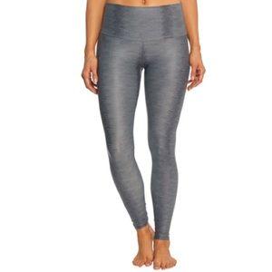 NWT Onzie grey snakeskin effect tights