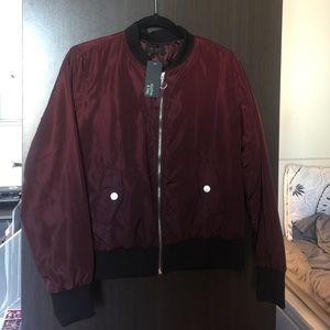 NWT Bomber Jacket