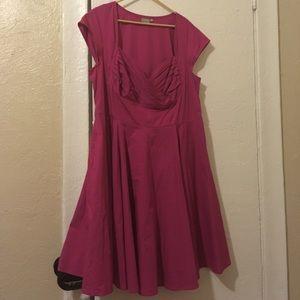 Eshakti Swing Dress sz 22