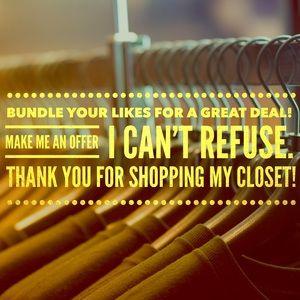 Other - 💙Bundle & Save, make me an offer!! 💙
